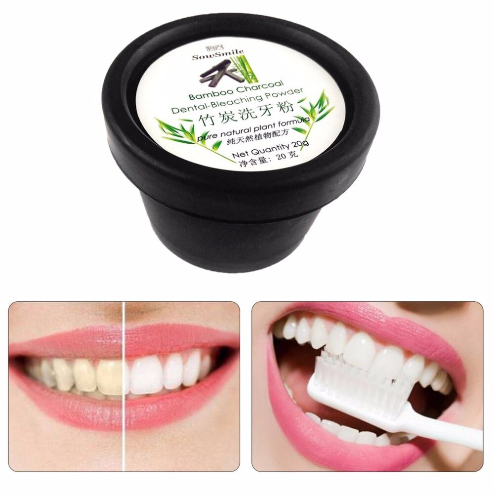 همه چیز دربارهی پودرهای سفیدکنندهی دندان