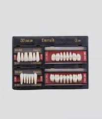 دندان مصنوعی امرال(ست کامل کامپوزیت 4لایه 5پخت)