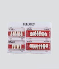 دندان مصنوعی بتا استار(ست کامل 2 لایه 2 پخت)