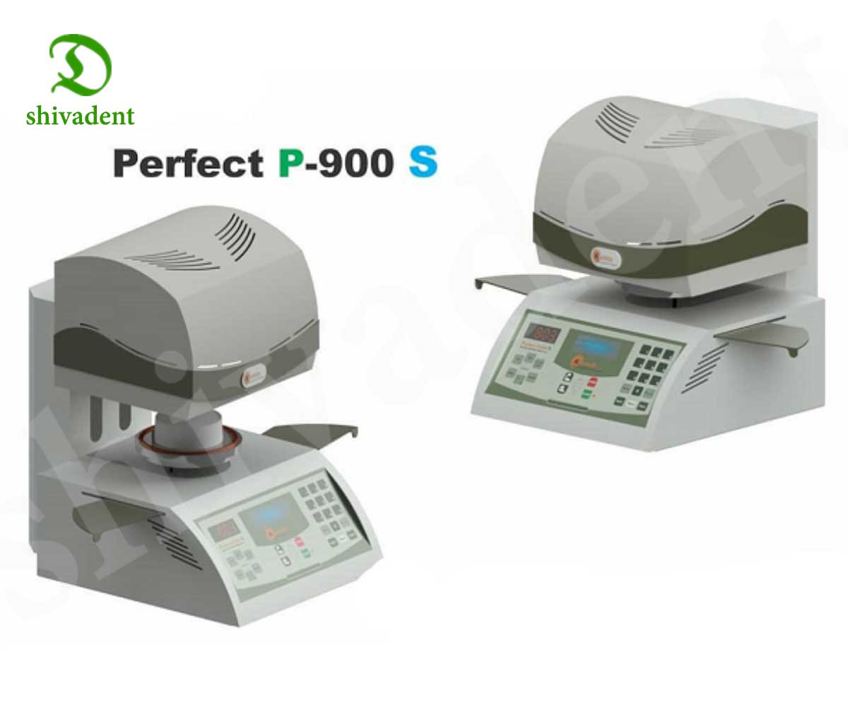 کوره پرسلن دندانسازی perfect p900s