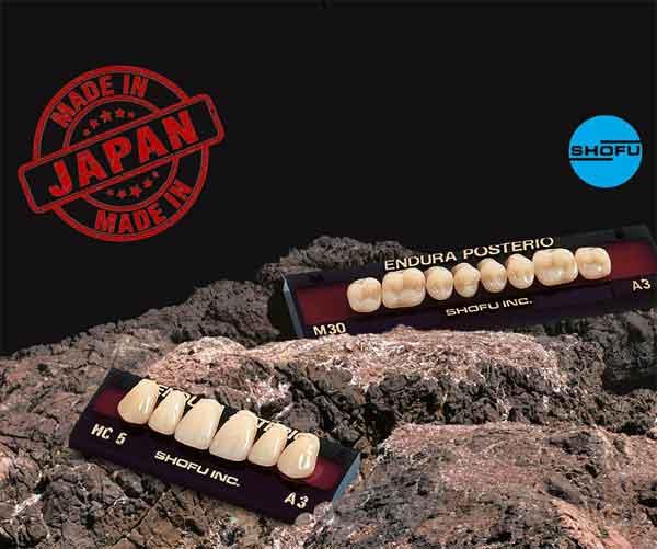 دندان کامپوزیتی شوفو