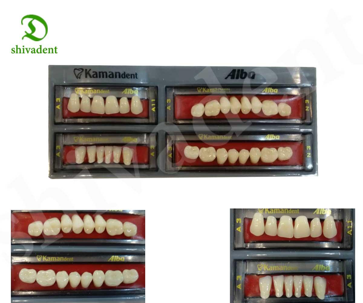 دندان آلبا