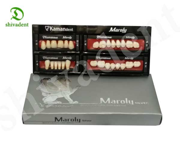 دندان مارولی سیلور Maroly