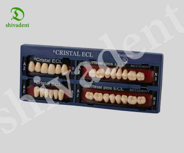 دندان کریستال