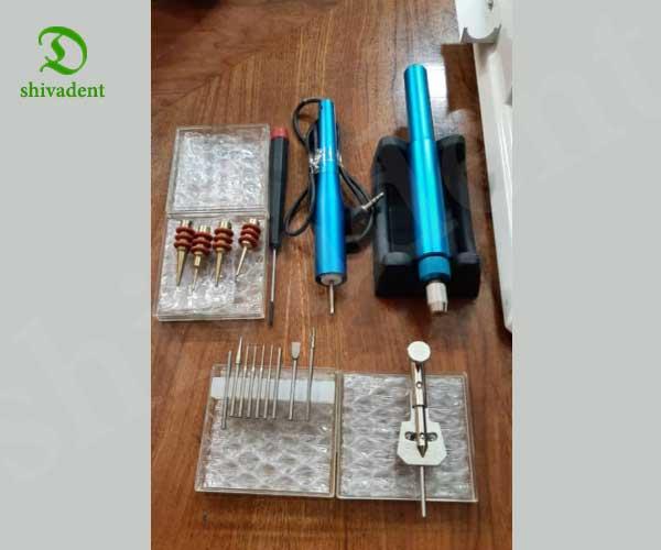 یک دستگاه سرویور،میلینگ میکروموتور با تجهیزات کامل